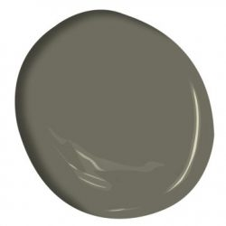 "Paint Color: ""Sharkskin"" by Benjamin Moore"
