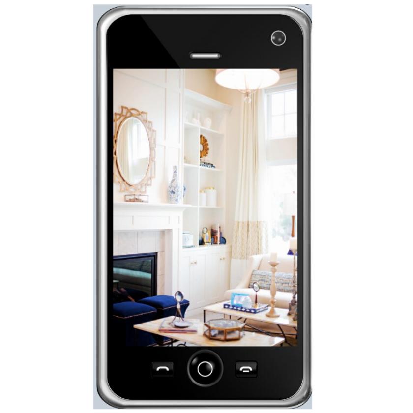 E-Design virtual home tour