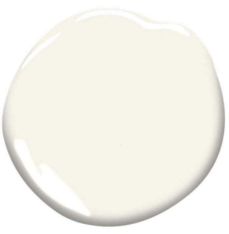 Benjamin Moore, Snowfall White 2144-70